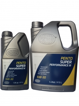 Pento Super Performance III 5W-30